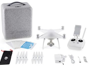Rent: DJI Phantom 4 Quadcopter 4k Drone with Intelligent Flight