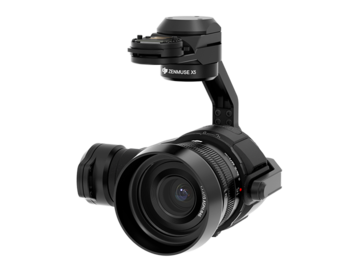 Rent: DJI Zenmuse X5S Camera for Inspire