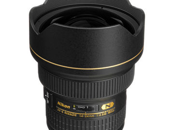 Rent: NIKON LENS | 14-24MM F/2.8G ED | KIT