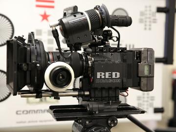 Rent: RED Epic Dragon 6K EF Mount Package