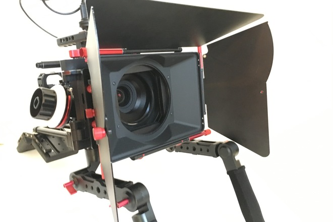 SONY A7 RII W/SCHNEIDER XENON 35MM AND RIG PACKAGE