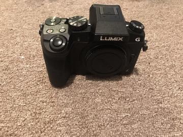 Rent: Panasonic Lumix DMC-G7 Digital Camera
