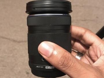 Rent: Olympus 40-150mm Lens