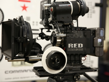Rent: RED Epic Dragon 6K PL Mount Package