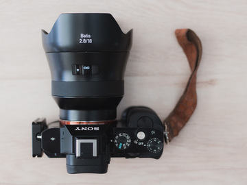 Zeiss Batis 18mm f/2.8 Sony e-Mount