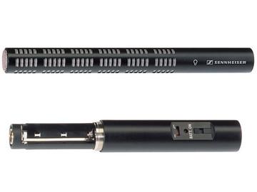 Rent: Sennheiser ME 66 with K6 Shotgun Mic