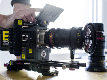 Rent: RED Epic-W Helium 8K  Kit