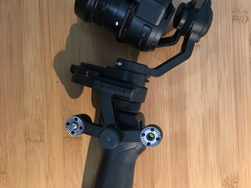 Rent: DJI Osmo Pro Combo with x5