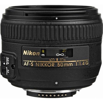 NIKON LENS   50MM F/1.4G   KIT