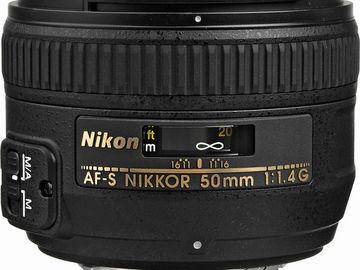 Rent: NIKON LENS | 50MM F/1.4G | KIT