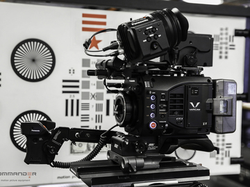 Rent: Panasonic VariCam LT 4K S35 EF Mount Package