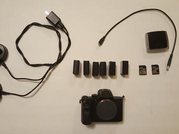 Best Sony Alpha a7S II Mirrorless Digital Camera in NYC!:)