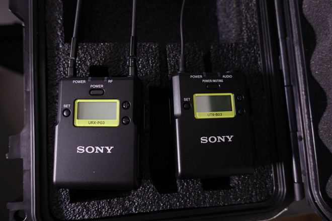 Sony UWP-D11 Wireless Lav Microphone System