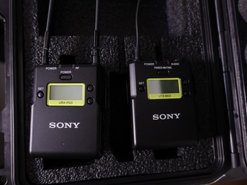 Rent: Sony UWP-D11 Wireless Lav Microphone System