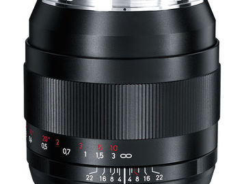 Rent: ZEISS LENS | 35MM F/2 | CANON | KIT