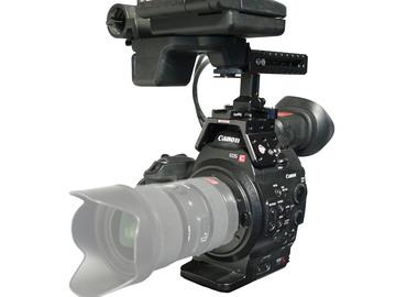Rent: Canon EOS C300 Cinema Camera Kit (EF Mount)