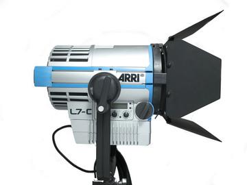 Rent: ARRI L7-C LED Fresnel