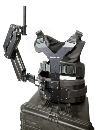 Glidecam X-10 Arm, Vest and HD-4000 Sled Kit (With Operator)