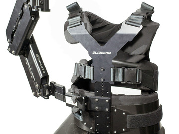 Rent: Glidecam X-10 Arm, Vest and HD-4000 Sled Kit (With Operator)