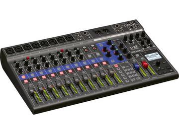 Rent: zoom l-12 Live Event mixer and recorder