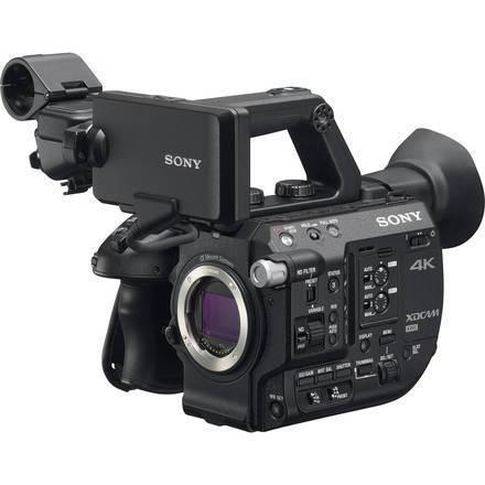 Sony PXW-FS5 XDCAM Super 35 Camera (with RAW upgrade)