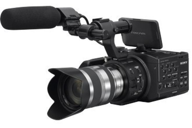 Sony NEX-FS100U Package