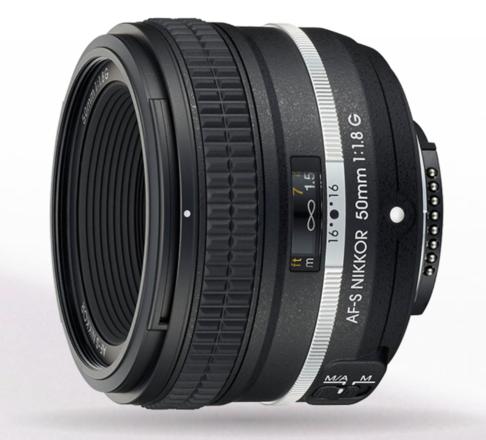 Nikon AF-S Nikkor 50mm f/1.8G