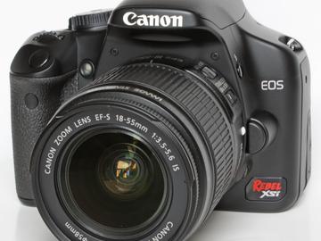 Rent: Canon EOS