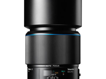 Rent: PHASE ONE | 120MM MACRO | LS | BLUE RING | KIT