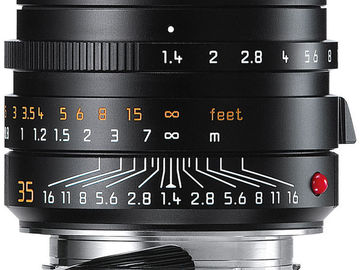 Rent: LEICA | M | 35MM F/1.4 SUMMILUX ASPH | KIT