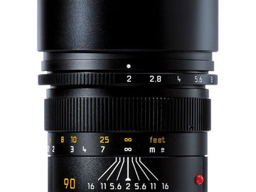 LEICA | M | 90MM F/2.0 APO-SUMMICRON ASPH | KIT