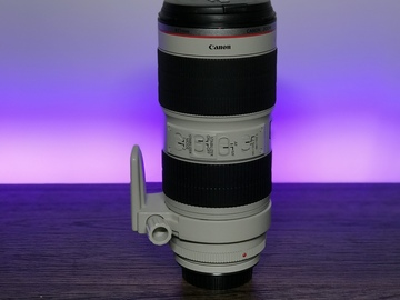 Rent: Canon 70-200mm f/2.8l is ii usm