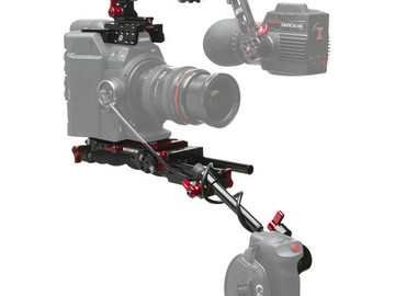 Rent: Zacuto EVF Recoil for C300 Mark II