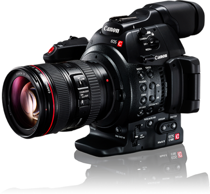 Canon C300 Mark II Kit