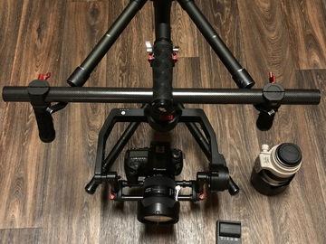 Dji Ronin Canon 5d Mark IV