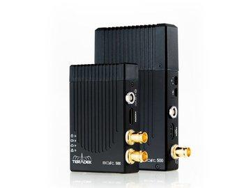 Rent: Teradek Bolt 500 3G-SDI/HDMI Video Transceiver Deluxe Kit