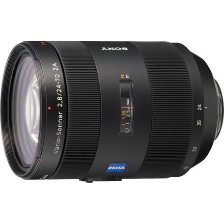 Sony 24-70mm f/2.8 Carl Zeiss T* Alpha A-Mount Standard Zoom