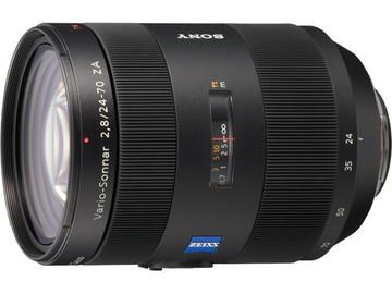 Rent: Sony 24-70mm f/2.8 Carl Zeiss T* Alpha A-Mount Standard Zoom