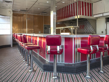 Rent: ORIGINAL JOHNNY ROCKETS DINER
