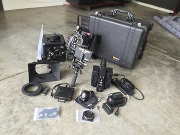 Rent: RED Epic MX Huge Package! (Canon/PL mount) w/PL Zoom Lens