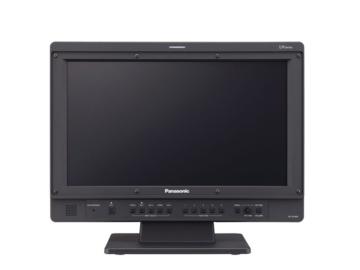 "Rent: Panasonic 18"" monitor w/C stand mount"