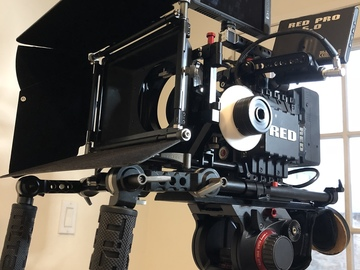 Rent: RED EPIC-X 5K DELUXE PACKAGE