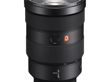 Rent: Sony FE 24-70mm f/2.8 GM Lens