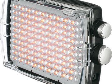 Rent: Manfrotto Spectra900FT Battery-Powered LED Light (Flood)