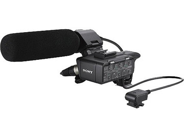 Rent: Sony XLR-K1M Adapter and Microphone Kit