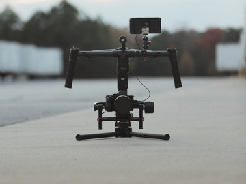 Rent: DJI Ronin-M Sony A7sii Package With experienced Operator