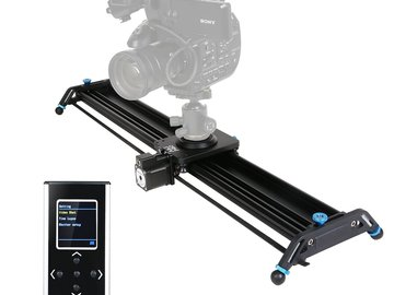 Rent: Motorized Camera Slider/Dolly