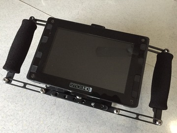 Rent: SmallHD DP7-Pro High Bright 7-in Field Monitor