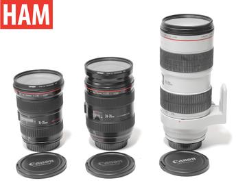 Canon EF 24-70mm, 16-35mm, 70-200mm f/2.8L USM IS f/2.8 L