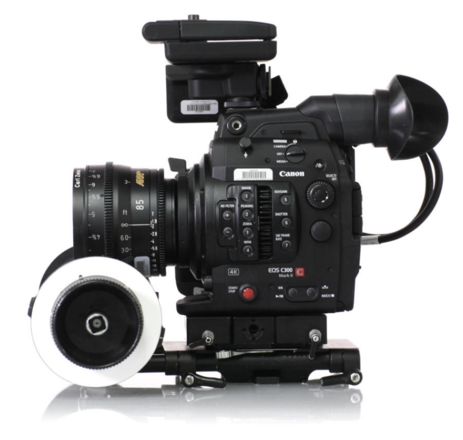 Rent a Canon EOS C300 Mark II Cinema Camera Kit, Best Prices | ShareGrid  Los Angeles